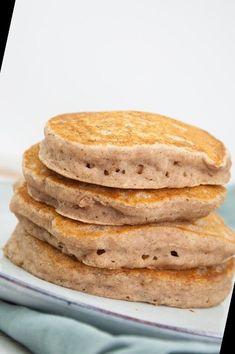 These vegan applesauce pancakes are quick & easy to make. No eggs and no bananas!#Pancake #Recipe #Elephantastic #Applesauce #Pancakes Pancake Recipe No Eggs 22+ Vegan Applesauce Pancakes Recipe | Elephantastic Vegan | Pancake Recipe No Eggs Basic | 2020 Vegan Pancake Recipes, Vegan Pancakes, Applesauce Pancakes, Bananas, Eggs, Egg, Banana, Fanny Pack, Egg As Food