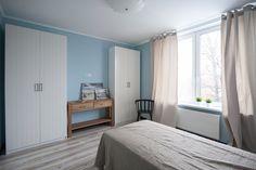 Квартира всветлых тонах для брата исестры. Изображение № 2.
