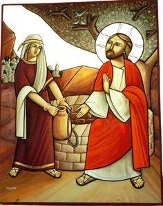 Θεολόγος.gr: Σαμαρείτιδα Φωτεινή και η συνάντηση που της άλλαξε τη ζωή .