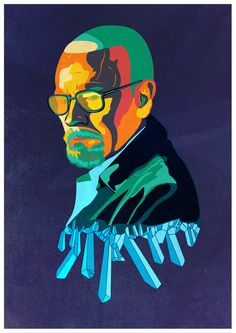 Breaking Bad inspire les Artistes (2)