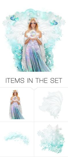 """""""The Love of Angels"""" by tempestaartica ❤ liked on Polyvore featuring art"""