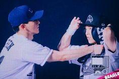 Xiuchen, Kpop Groups, Snapback, Baseball Cards, Celebrities, Hats, Celebs, Hat, Celebrity