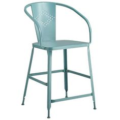 Blue Weldon Counter Stool - Home Decor Ideas
