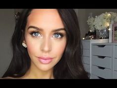 Victoria's Secret Fashion Show 2014 Hair & Makeup Tutorial! Love this look, will use most likely on a regular basis :)