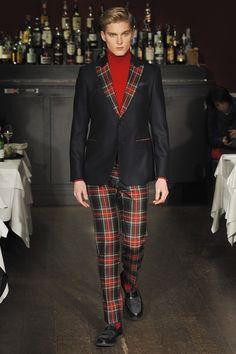Moschino Fall 2013 Menswear.