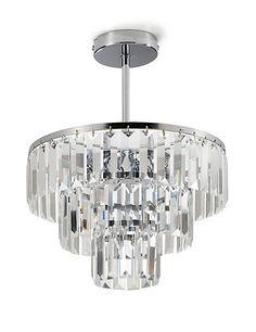 Flush Prism Pendant Ceiling Light Home