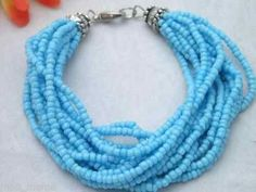 Beautiful Tibet silver Turquoise Bracelet Free shipping
