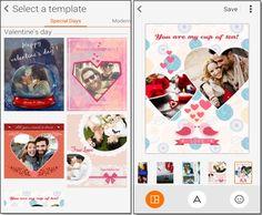 Valentine's Day updates on PhotoCollage, PixelMaster Camera, MiniMovie, and LiveWater – ASUS ZenUI Help