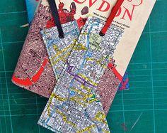 London Map Bookmark