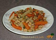 Vous avez peu de temps pour préparer votre dîner alors cette recette est faite pour vous . Un petit #navet et des #carottes au jardin . Voilà une idée bien sympa pour les cuisiner et se régaler . Recette extraite du livre WW *recettes pour 1 assiette...