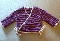 Newborn Kimono-free pattern by Amanda Whiting Star Wars Baby outfit