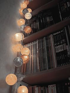 Guirnaldas bolas on pinterest - La case de cousin paul reduction ...