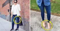 6Tips for Looking Great inSkinny Jeans ifYou're Curvy