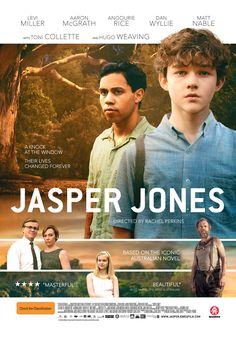 The story of JASPER JONES is a masterpiece, Craig Silvey​'s novel is one of Australia's greatest. If you haven't read the book you will love this movie. Sadly for me the movie hits some fine high notes at the heart of the story but wasn't the cinematic symphony this story deserved. Get thee to the cinema and see it for yourself. Out this Thursday March 2nd in Australia from Madman Films​. http://saltypopcorn.com.au/jasper-jones/
