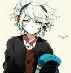 Anime guy- he reminds me of Mizuki from Kamisama Hajimemashita, nobody? just me ? ok then
