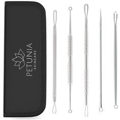 Professional Blackhead & Acne Remover Kit to Treat Every Facial Impurities & Blemishes