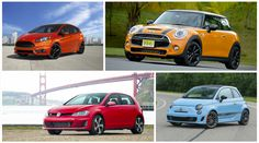 Hot Hatches That Are So Hot Right Now
