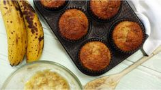 Banana muffins - Netmums