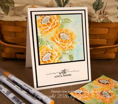 February 2016 Release Presentation - stampTV- Stamps Available at www.ginakdesigns.com. A Year of Flowers 3