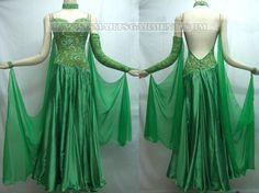 custom ballroom gowns