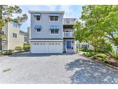 62 S. Anchorage Ave South Bethany Beach DE - This home exudes coastal charm and is for sale in Bethany Beach DE