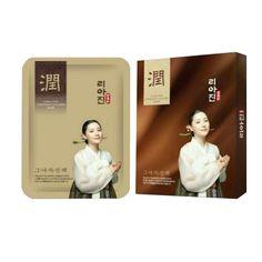 LYAJIN YUN Chitosan Cellulose Mask Korea Cosmetic #LYAJINYUN #333korea #skincare #beauty #koreacosmetics #cosmetics #oppacosmetics #cosmetic #masksheet #maskpack #facemask #facialmask