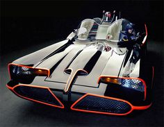 1966 Batmobile.