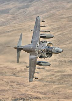 RAF11 Harrier GR9