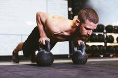 9 Fat-Torching Kettlebell Moves