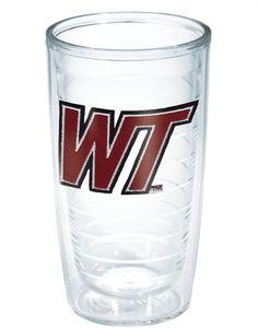 Collegiate   West Texas A & M University   Logo   Tumblers, Mugs, Cups   Tervis