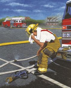 Firefighter Images, Ems Humor, Dog Search, Military, Memories, Firefighting, Baseball Cards, Photographs, Photos