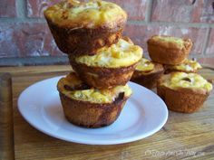 Time Saving Muffin Tin Quiche