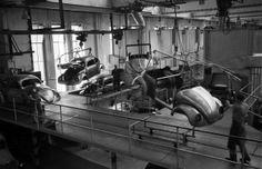 ¿Fábrica Karmann, Osnabruck? 1951