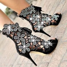 Chalany High Heels