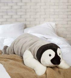 Penguin Body Pillow