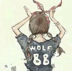 EXO *makes troll face* Cnblue, Btob, Wolf Poses, Chibi, Exo Fan Art, Baekhyun Chanyeol, Kpop Exo, Kawaii, Kpop Fanart