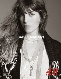More Marant x H&M! See the Official Ad Campaign