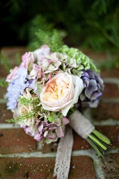 Ruffled® | Picture 267 « bouquets « Wedding Ideas Here are some with hydrangea that i like...maybe because the colors are more similar?