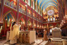 En la Santa Misa nos encontramos con la presencia real y verdadera de Dios.