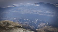 Mount Chiliad Rockstar Games, Social Club, Gta 5, Mountains, Nature, Travel, Naturaleza, Viajes, Destinations