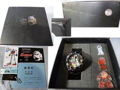 中古品 限定生産モデル ガンダム 腕時計 RX-78-2 GDI07-A 希少_画像3