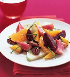 Fresh & Cool Summer Meals: Candied-Beet-and-Orange Salad (via Parents.com)