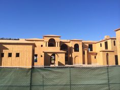 Palatial Resort Style Mediterranean Home Design By I Plan Llc To Be Built In The Seville