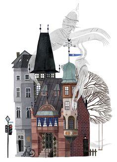 haunted house julia sarda