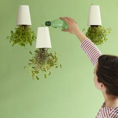Fancy - Recycled Sky Planter