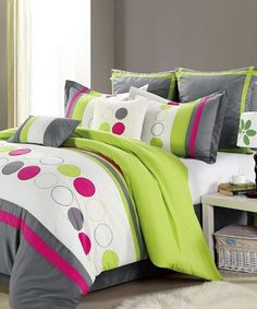 Hello Kitty Fabric Comforter Cover Shell Girl Bedding Bedroom Reversible Twin
