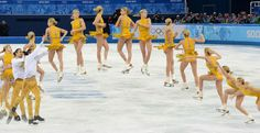 See the Winter Games in a series of composite images.