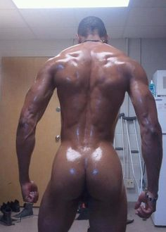 Black Mens Butt 51