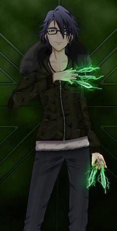 K-Saruhiko