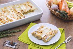 I cannelloni ripieni di carne sono un piatto ricco e molto nutriente tipico della Toscana e l'Umbria, con un condimento morbido e gustoso da provare.
